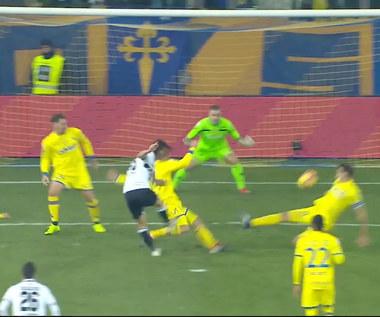 Parma - Chievo 1-1 - skrót (ZDJĘCIA ELEVEN SPORTS). WIDEO