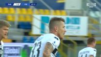 Parma - Fiorentina 1-2 - skrót (ZDJĘCIA ELEVEN SPORTS). WIDEO