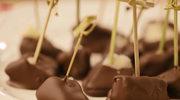 Parmezan w czekoladzie