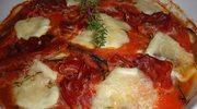 Parmigiana z bakłażana… z szynką parmeńską