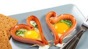 Parówki z jajkiem