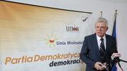 Partia Demokratyczna popiera w wyborach prezydenta Komorowskiego