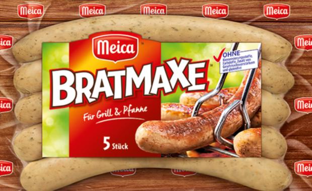 Partia kiełbasek marki Bratmaxe wycofana. GIS ostrzega