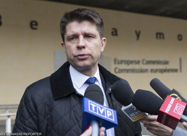 Partia Ryszarda Petru wnioskuje o odrzucenie w pierwszym czytaniu prezydenckiego projektu /Thierry Monasse/REPORTER /East News