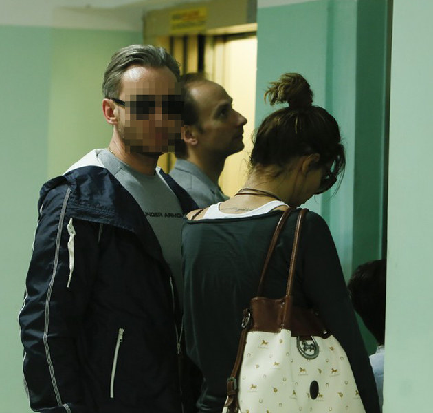 Partner Edyty Górniak jest pośrednikiem w kontaktach piosenkarki z byłym mężem /Sebastian Lutek /East News