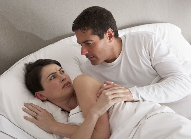 Partner może pomóc ci zaakceptować twoje ciało /123RF/PICSEL