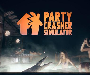 Party Crasher Simulator oficjalnie zapowiedziany na PC, NS, PS5 i XSX