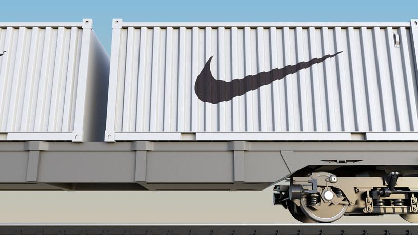 """Partyjny dziennik """"Renmin Ribao"""" potępił m.in. Nike /123RF/PICSEL"""