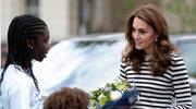 Paryski szyk według Kate Middleton