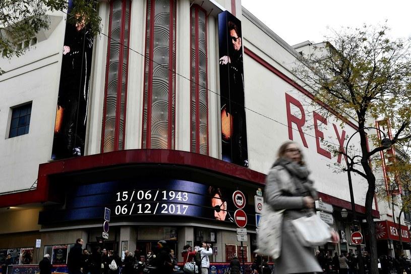 Paryskie Grand Rex to największe kino w Europie /Philippe Lopez  /AFP