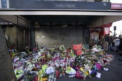 Paryskie ulice dwa dni po ataku islamistów