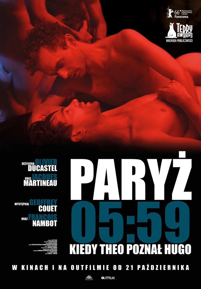 """""""Paryż 05.59"""" pojawi się też w piątek na VOD i płytach DVD /materiały dystrybutora"""