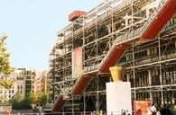 Paryż, Centrum Pompidou /Encyklopedia Internautica