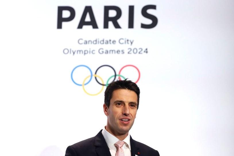 Paryż chce zorganizować igrzyska olimpijskie w 2024 roku /AFP