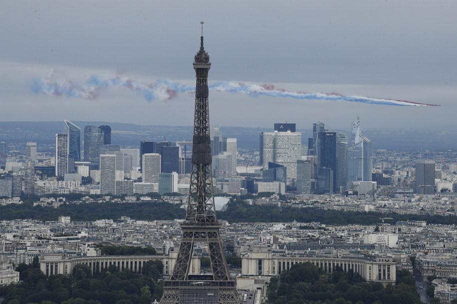 Paryż na zdjęciu ilustracyjnym /JULIEN DE ROSA /PAP/EPA