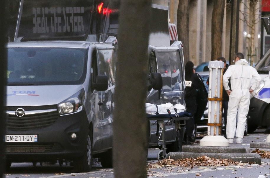 Paryż po serii zamachów /JULIEN WARNAND /PAP/EPA