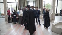 Paryż: Policjanci skazani za gwałt złożyli w sądzie apelacje