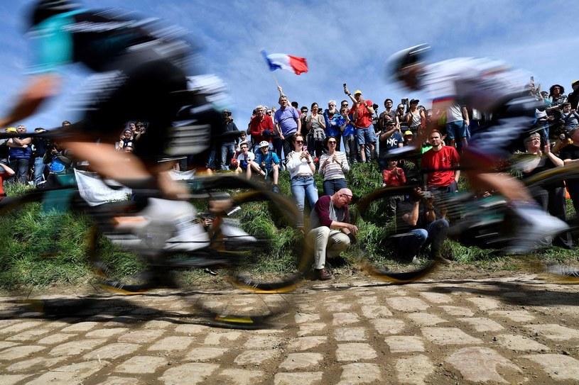 Paryż-Roubaix /AFP/AFP JEFF PACHOUD/ /AFP