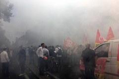 Paryż: Spektakularne protesty przeciwko Macronowi