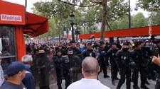 """Paryż: Starcia """"żółtych kamizelek"""" z policją 152 osoby zatrzymane"""