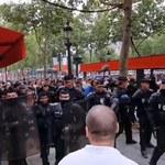 """Paryż: Starcia """"żółtych kamizelek"""" z policją. 175 osób zatrzymanych"""