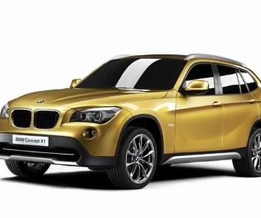 Paryż: SUV od BMW