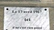 Paryż: Zagadkowe tablice