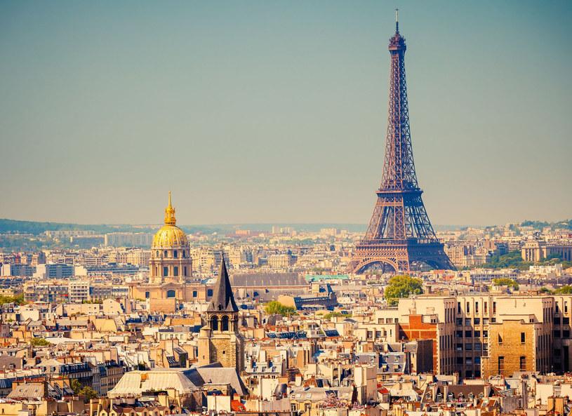 Paryż /123RF/PICSEL