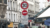 Paryżanie pojadą wolniej. 30 km/h to już standard