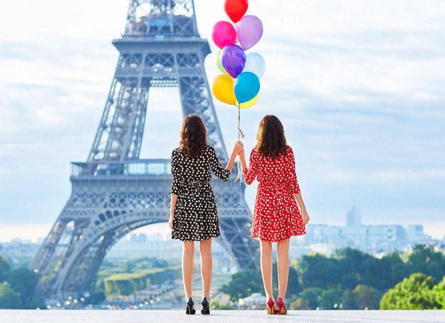 Paryżanki /123RF/PICSEL