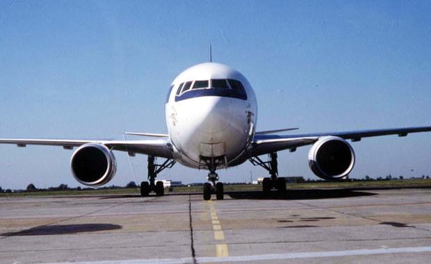 Pasażer samolotu żartował, że ma koronawirusa. Maszyna musiała zawrócić