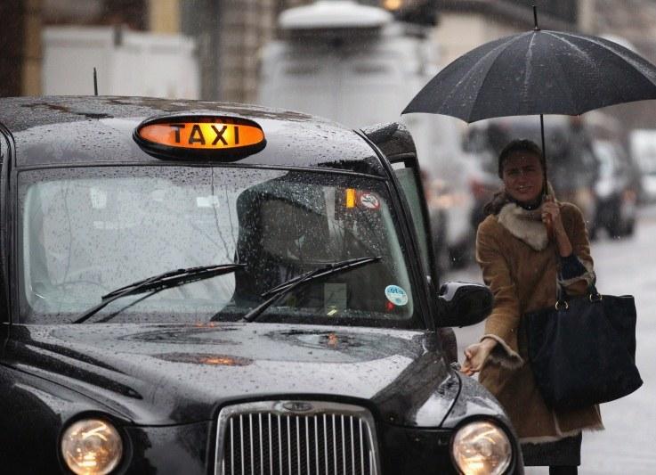 randki taksówek
