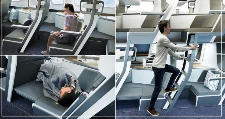Pasażerowie mają więcej miejsca na nogi /materiały prasowe