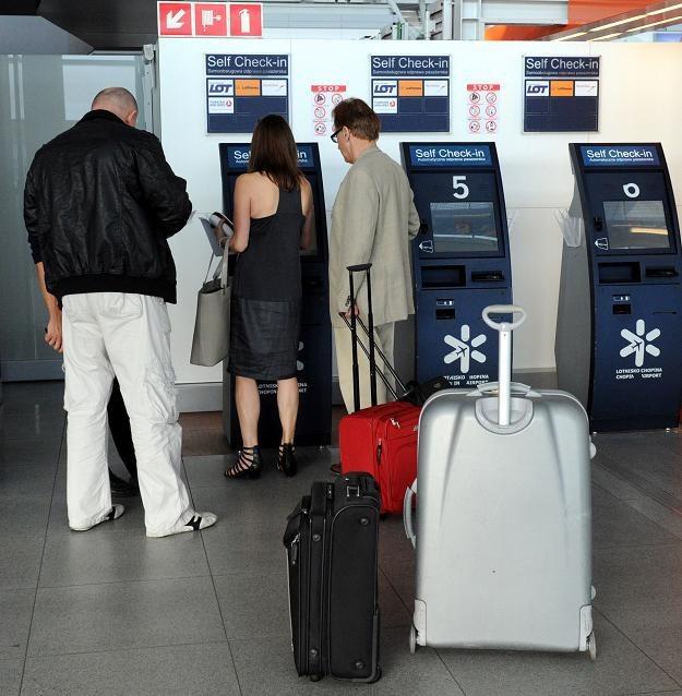 Pasażerowie przeżywają koszmar po upadku OLT Express /PAP
