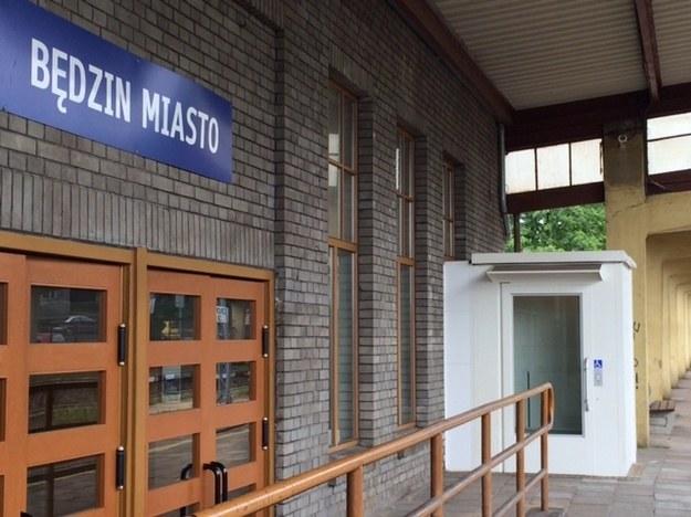 Pasażerowie skarżą się, że winda bardoz często się psuje /Anna Kropaczek /RMF FM