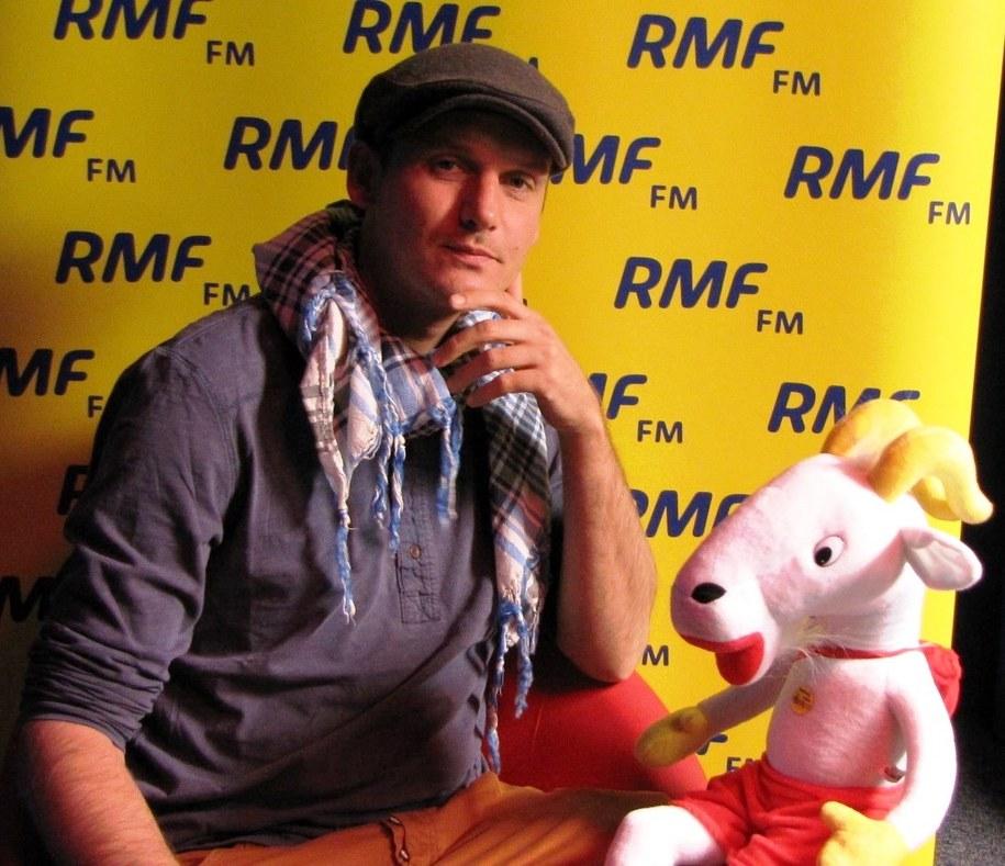 Pascal Brodnicki /Olga Wasilewska /RMF FM