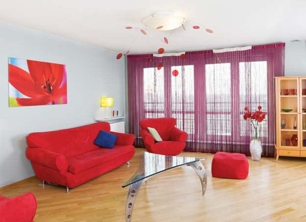 Paski dekoracyjne są alternatywą dla ciężkich zasłon fot. Mardom /materiały prasowe