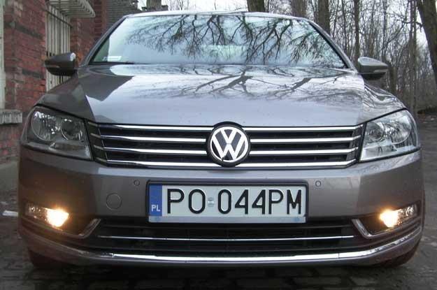 Passat to najlepiej sprzedający się model koncernu /INTERIA.PL