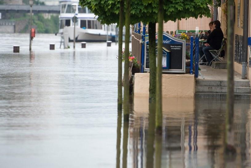 Passau w Niemczech /PAP/EPA