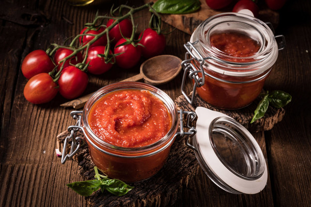 Pasta pomidorowa /©123RF/PICSEL