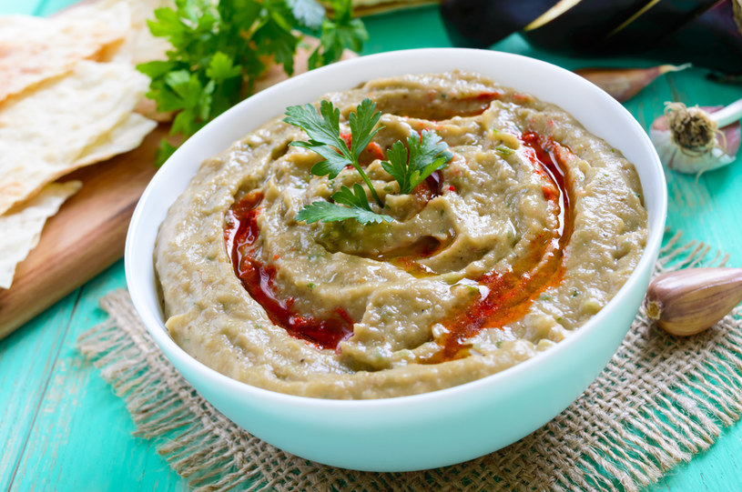 Pasta z bakłażanów to klasyk tunezyjskiej kuchni /123RF/PICSEL