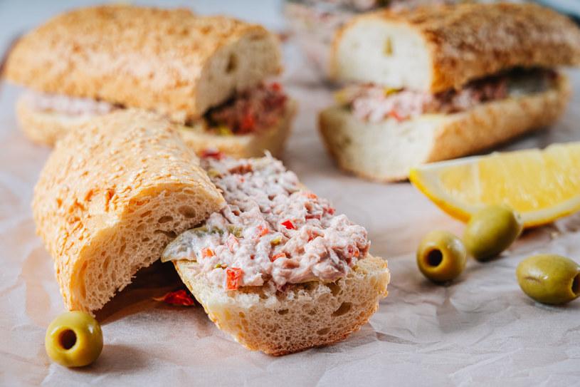 Pasta z tuńczyka /123RF/PICSEL