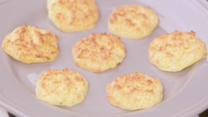Pastas de coco sin gluten y sin lactosa
