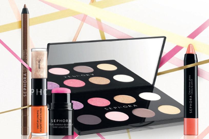 Pastel Pop Look Spring 2013 marki Sephora /materiały prasowe