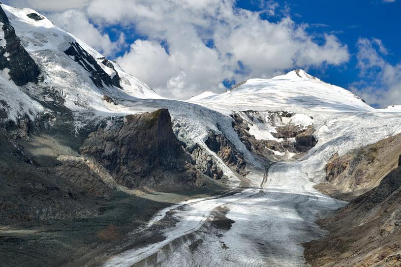Pasterze - najdłuższy lodowiec Austrii /123RF/PICSEL