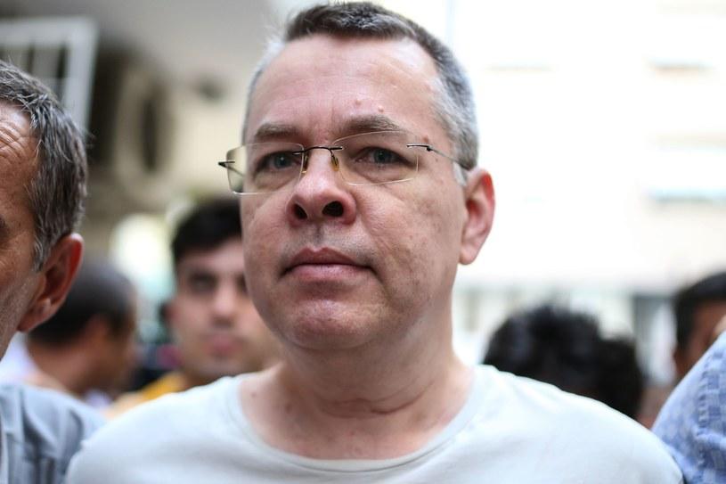 Pastor Andrew Brunson /AFP