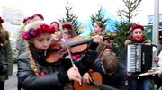 Pastorałka od serca do ucha. Śpiewa zespół pieśni i tańca Małe Zagłębie