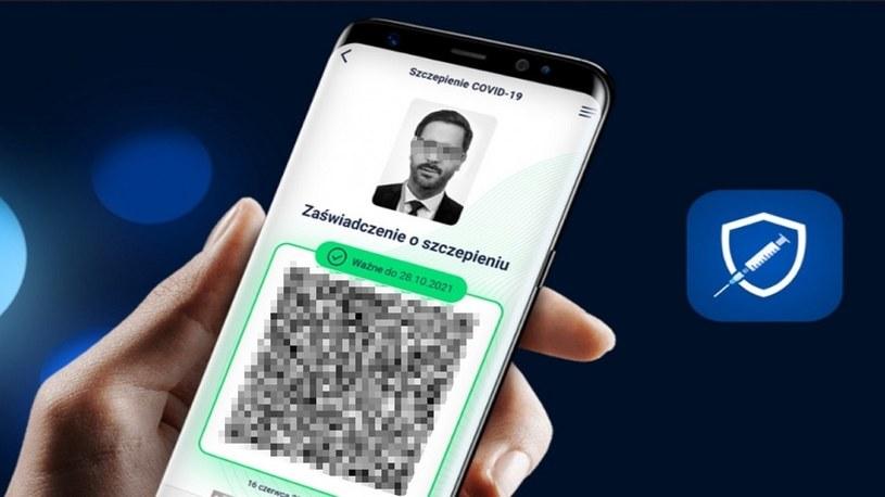 Paszport COVID-owy już dostępny w aplikacji mObywatel. Będzie miał termin ważności /Geekweek
