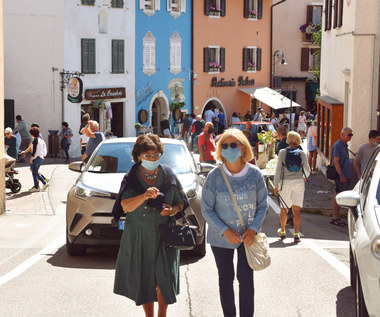 Paszporty covidowe niezbędne we Włoszech