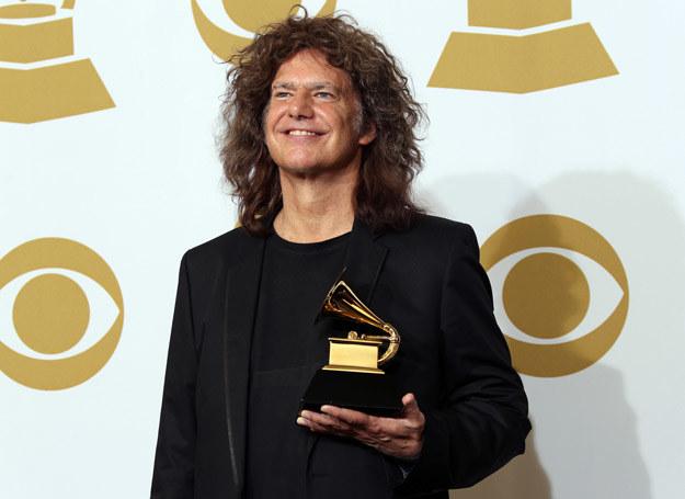 Pat Metheny na rozdaniu Grammy /Getty Images